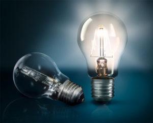 Glühbirne - LED